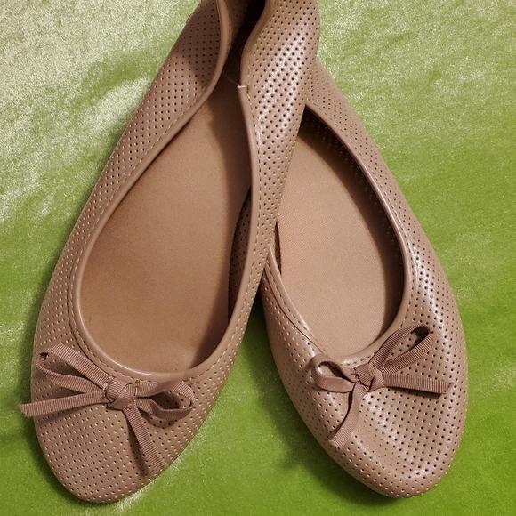 SO Ballet Flats